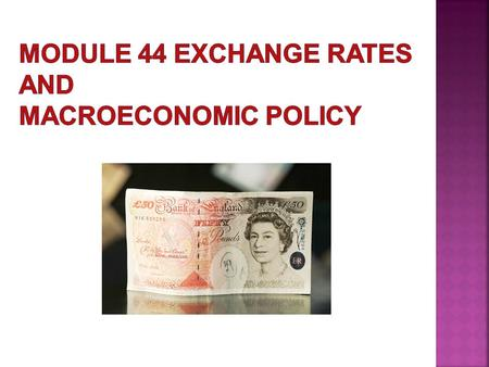 1. What is the meaning and purpose of devaluation and revaluation of a currency under a fixed exchange rate regime? 2. Why do open-economy considerations.