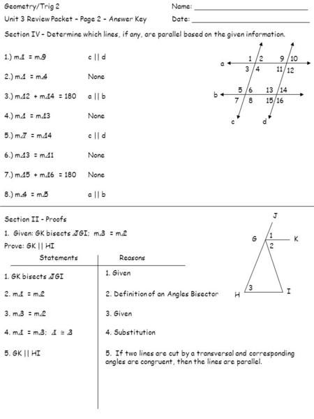 big trig review Practice math online with unlimited questions in more than 200 algebra 2 math skills ixl learning sign in remember sign in now more y9 find trigonometric functions using a calculator y10 inverses of sin, cos, and tan y11 inverses of csc mixed review bb10 identify arithmetic.
