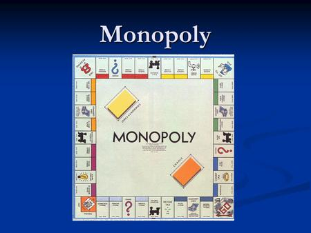 What role does a monopoly and oligopoly market structure play in the economy