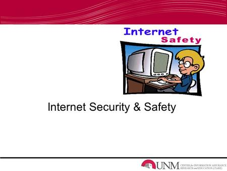 Internet Security & Safety. What makes up the internet? Protecting and securing your password Protecting your identity What is social networking? Benefits.
