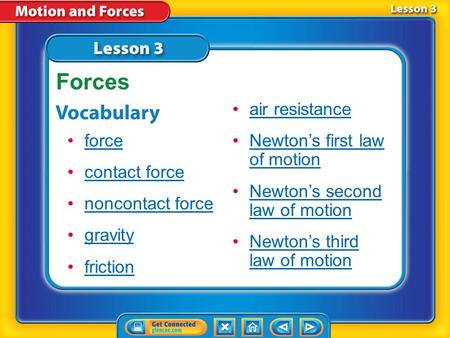 Lesson 3 Reading Guide - Vocab