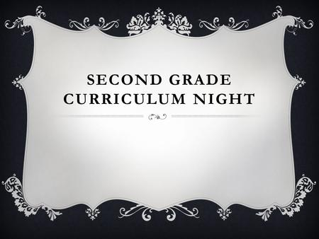 SECOND GRADE CURRICULUM NIGHT. WELCOME FROM: Mrs. Jeffcoat- Language Arts/Social Studies Mrs. Beaty- Language Arts/Social Studies Mrs. Marmon- Math/Science.