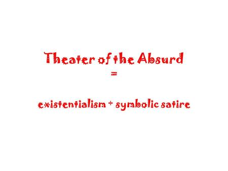 The download martin the esslin of theatre absurd free