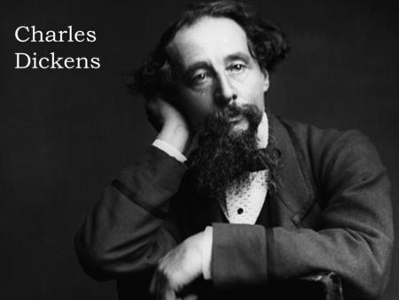 Charles Dickens. Bio 7 February 1812 – 9 June 1870 Born in Portsmouth, England Forced to leave school to work in a factory when his father was thrown.