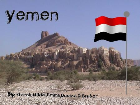 Map: Flag of Yemen: This Yemen flag was created on May 22nd 1990, which was the same day when north and south Yemen united together. The red, white and.