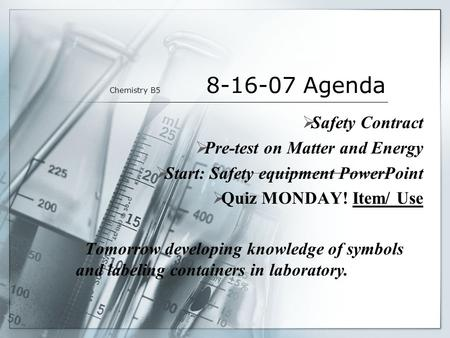 chemistry safety contract Chemical and hazardous materials safety department of environmental health and safety 800 west campbell rd, sg10 richardson, tx 75080-3021 phone 972-883-2381/4111 fax 972-883-6115.