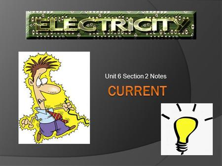 Unit 6 Section 2 Notes. Static Electricity build-up surface  The build-up of an electric charge on the surface of an object. does not flow.  The charge.