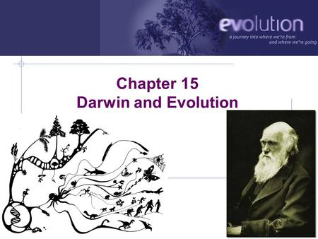 AP Biology 2006-2007 Chapter 15 Darwin and Evolution Darwin: a reluctant rebel.