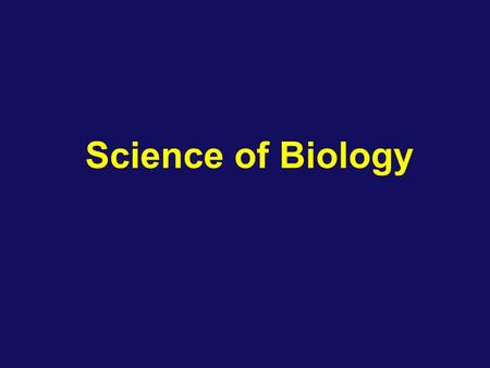 Science of Biology. The Scientific Study Of Life Biosphere Ecosystem Florida coast Community All organisms on the Florida coast Population Group of brown.