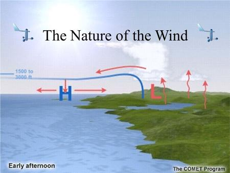 The Nature of the Wind.