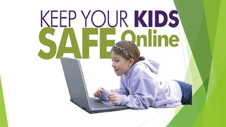 This Presentation Evening is designed to inform you about any potential threats that your children could find themselves when online. At no point is it.