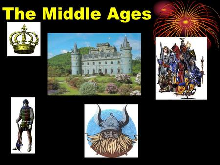 The Middle Ages Europe's Geography Diverse landscape, mountains, farmlands, coastal areas Navigable rivers Warmer climate from the - North Atlantic Drift.