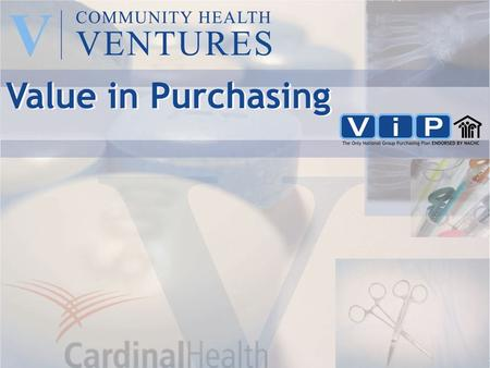Founded in 2000 under the direction of health center leadership, Community Health Ventures (CHV) was created by the National Association of Community.