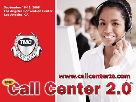 Trends in IP Contact Center Deployment Contact Center 2008 Industry Study.