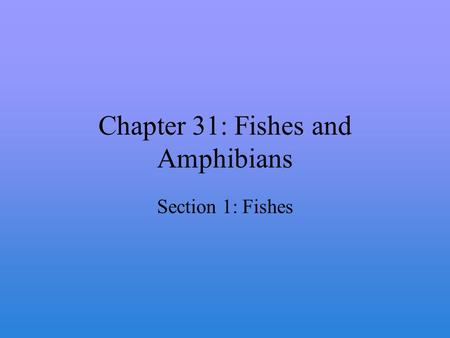 three types of amphibians an introduction Direct impacts of introduced fish on amphibians are well studied, but the  fle,  run, pool) by three different divers with 15 min of inactiv.