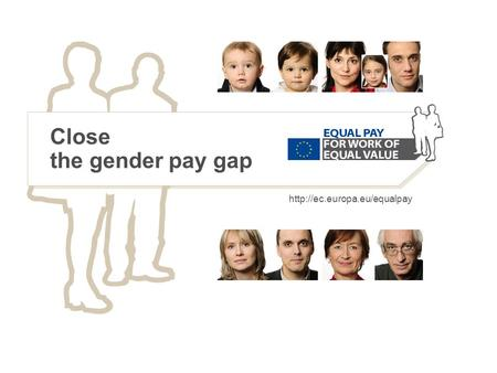 Close the gender pay gap