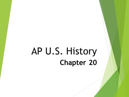 AP U.S. History Chapter 20. January 21 – Chapter 20  AGENDA  Bell Ringer – Table groups  Progressive Era & Reform  Role of Government Debate  REMINDERS.