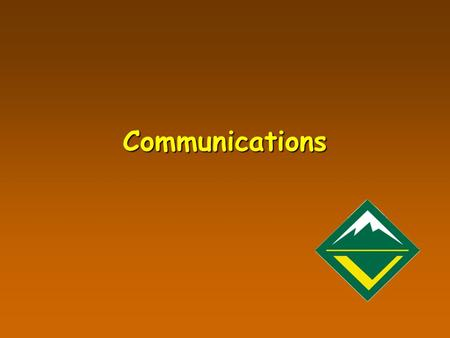 Communications Learning Objectives Understand how listening is an important part of communicationUnderstand how listening is an important part of communication.