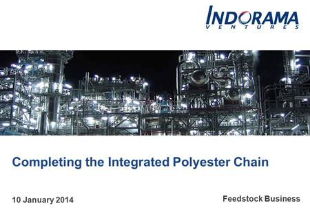 Completing the Integrated Polyester Chain