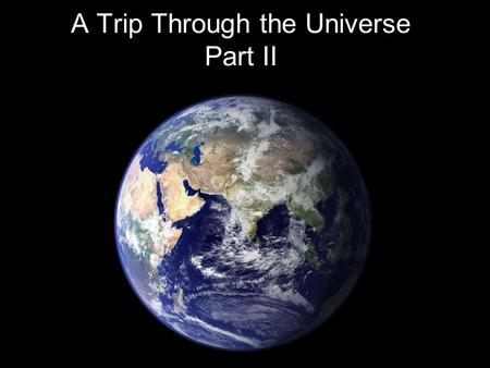 A Trip Through the Universe Part II. What are binary stars?