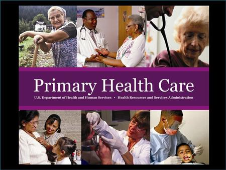 Demystifying the Bureau of Primary Health Care Operational Site Visit Grantee Enrichment Webcast Tuesday, May 14, 2013 2:00pm – 4:00pm ET 2.