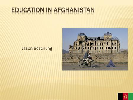 history of education in afghanistan The state ministry of education in afghanistan has produced a national education strategy and is now implementing teacher training,.