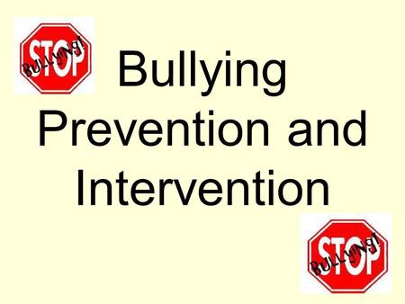 Bullying Prevention and Intervention. Winning the War Against Bullying: It Begins with Administrators and Faculty.