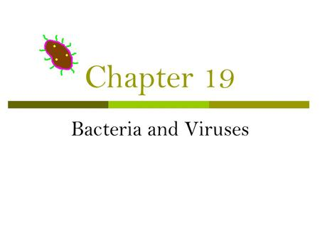 Chapter 19 Bacteria and Viruses. Did you know…  The african lung fish has a breathing adaptation that helps it survive in shallow waters that are subject.