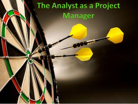 1 ISA&D7‏/8‏/2013. 2 ISA&D7‏/8‏/2013 3 ISA&D7‏/8‏/2013 IS Projects: Success and Failure Role of the Project Manager Project Management Tasks in SDLC.