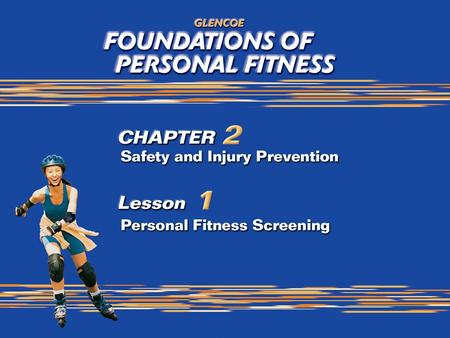 1. 2 Medical Screening A medical screening measures the individuals physical readiness to take part in strenuous activity. Medical screening A basic assessment.