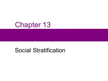 causes of social stratification in named Social stratification is the division of society into categories of rank in a hierarchy of classes (upper/middle/lower) based on criterion or a combination such as race, colour, religion, gender, age, etc.
