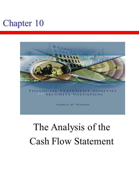 The Analysis of the Cash Flow Statement