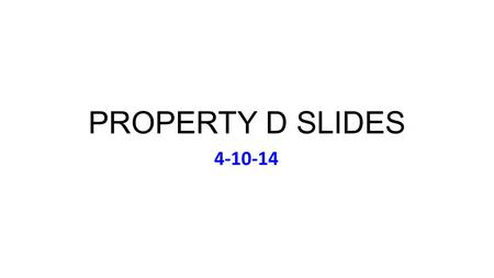 "PROPERTY D SLIDES 4-10-14. Thursday April 10 Music (to Accompany MacDonald): Eagles, Hotel California (1976) featuring ""The Last Resort"" Biscayne Critique."