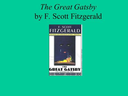 an analysis of the theme of pride in the great gatsby by f scott fitzgerald In the great gatsby' social status is an extremely significant element as it  distinguishes geographical locations in the novel but more.