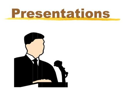"Presentations. ""The mind is a wonderful thing……… It starts working the moment you are born, and never stops ………. Until you get up to speak in public!!"""