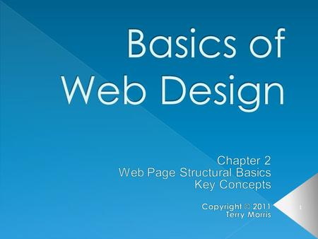 1.  Describe the anatomy of a web page  Format the body of a web page with block-level elements including headings, paragraphs, lists, and blockquotes.