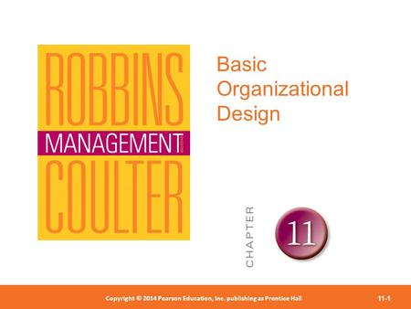 Basic Organizational Design
