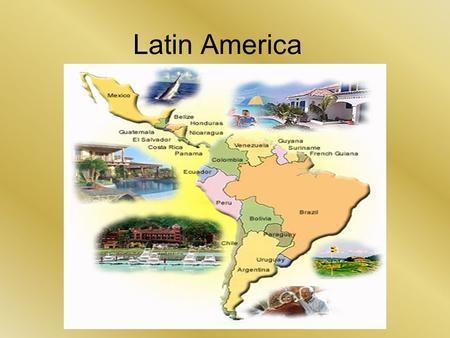 Latin America. Chapter 10 A Blending of Cultures Section 1: MEXICO (settlers vs. natives)