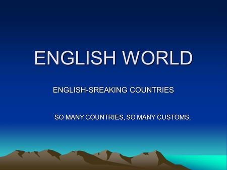 so many countries so many customs What is so many countries so many customs learn here with sesli sözlük – your source for language knowledge for a multitude of languages in the world.