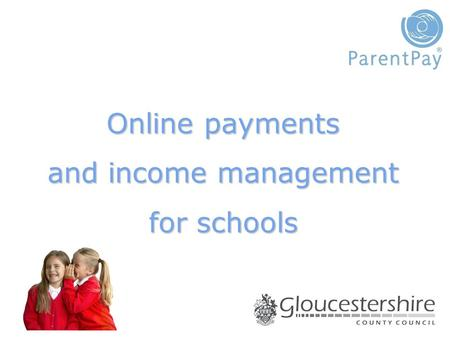 Online payments and income management for schools.