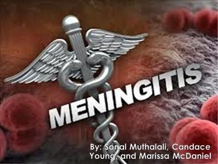  Meningitis is a serious inflammation of the meninges, the thin, membranous covering of the brain and the spinal cord. Two types:  Viral; flu like.