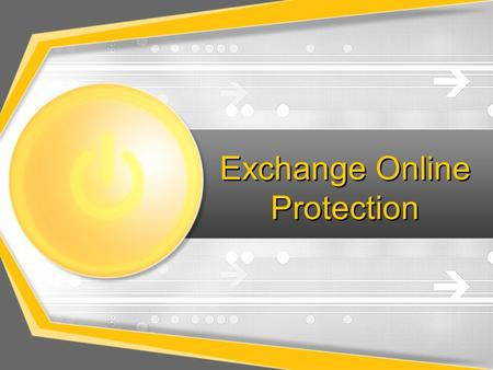 Exchange Online Protection. About Speaker Prabhat Nigam Microsoft MVP: Exchange Server MCSE: Messaging 2013, MCITP 2010/2007, MS Ex – Microsoft Exchange.