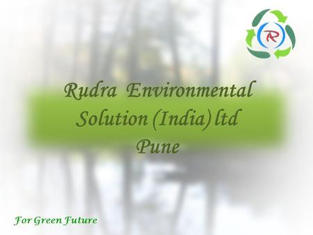 Technological Environment In India