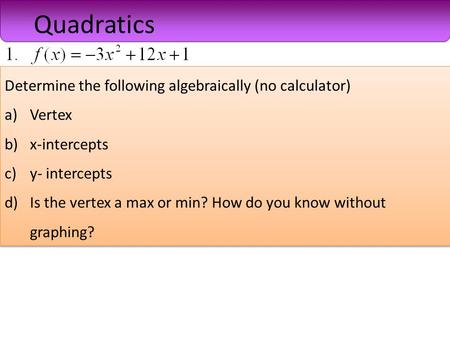 assignment 4 real world quadratic functions Mat 222 week 4 assignment profit of chain ashford university mat 222 intermediate algebra week 4 complete get an a assignment real world quadratic functions.