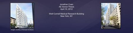 Senior thesis cornell