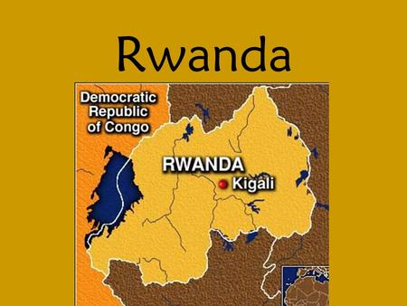 Rwanda. Conflict in East Africa By 1970's most of East Africa had gained independence from European countries. East African nations not prepared for independence.