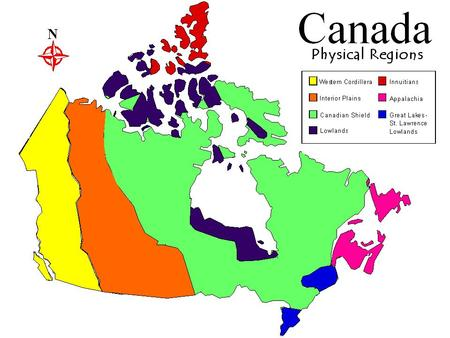 Landforms. Canada's Landform Regions The geologic evolution of Canada took place over millions of years and was marked by specific events across Canada.