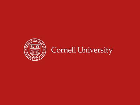 1. 2 What Works? Using Data to Improve Transition Practices Employment and Disability Institute Cornell University School of Industrial and Labor Relations.