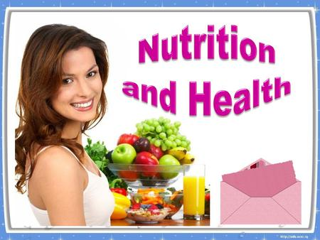 Nutrition plays a vital role in our everyday existence, to what extent we are energetic, cheerful, and what is our strength in the resistance to disease.