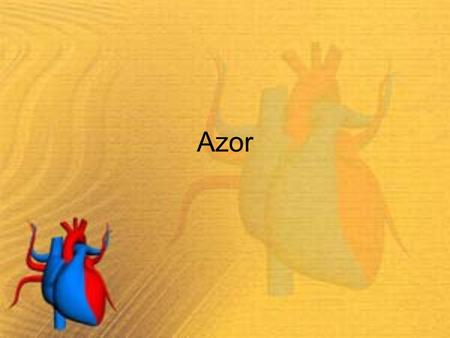 Azor. What is Azor? Azor is a combination of Amlodipine besylate (am-LOE-di-peen BESS-ill-eight ) and Olmesartan medoxomil. (OL-me-SAR-tan me-dox-o-mil)